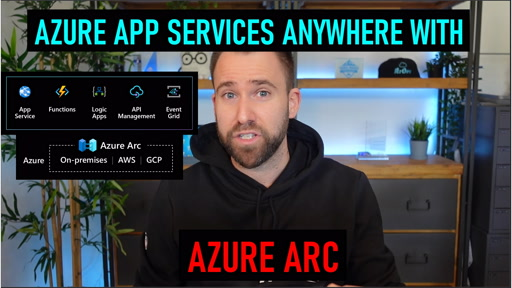 Run Azure App Services anywhere with Azure Arc!