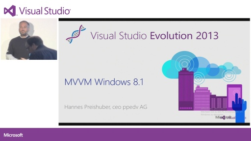 MVVM fuer Windows Store Apps