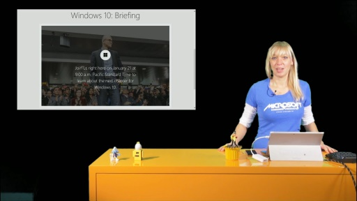 News Show #23: Windows10 Live Event, Work Folders App für iPad, Workplace Join mit Android Devices, Azure AD Event, MCP Prüfungen: Second Shot! Blogempfehlungen...