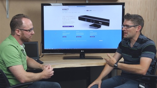 Kinect for Windows: Interview witih Rob Relyea