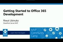 Office 365 Development.