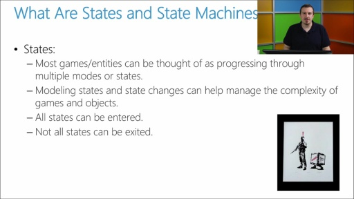 Introduction to C++ and DirectX Game Development: (04) State Management