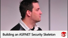 D³: LIVE & INTERACTiVE - EP3 - Joël Hébert on Building an ASP.NET Security Skeleton