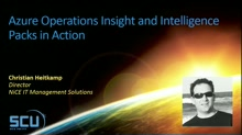 Azure Operation Insight and Intelligence Packs in Action