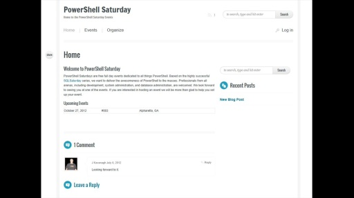 TechNet Radio: IT Time – Get Your Script on! Check out PowerShell Saturdays