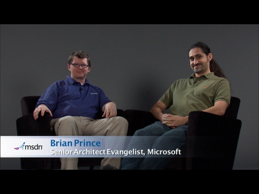 Bytes by MSDN: Vittorio Bertocci and Brian Prince discuss Windows Identity Foundation (WIF) and Access Control Service (ACS)
