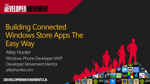 Building Connected Windows Store Apps the Easy Way