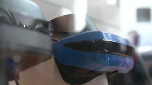 Windows Mixed Reality headsets revealed