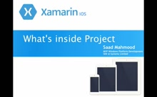Xamarin iOS | What's inside Xamarin Project