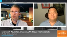(Part 1) Microsoft Azure for Amazon AWS Cloud Professionals: Getting Started