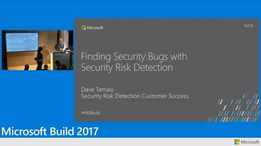 Microsoft Security Risk Detection – Artificial Intelligence Powered Risk Detection for Your Applications