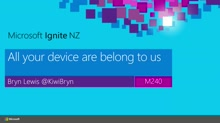 All your device are belong to us