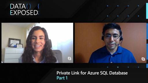 Private Link for Azure SQL Database - Part 1