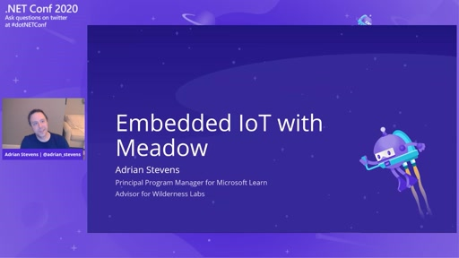 Build Real Embedded IoT with C# using Meadow