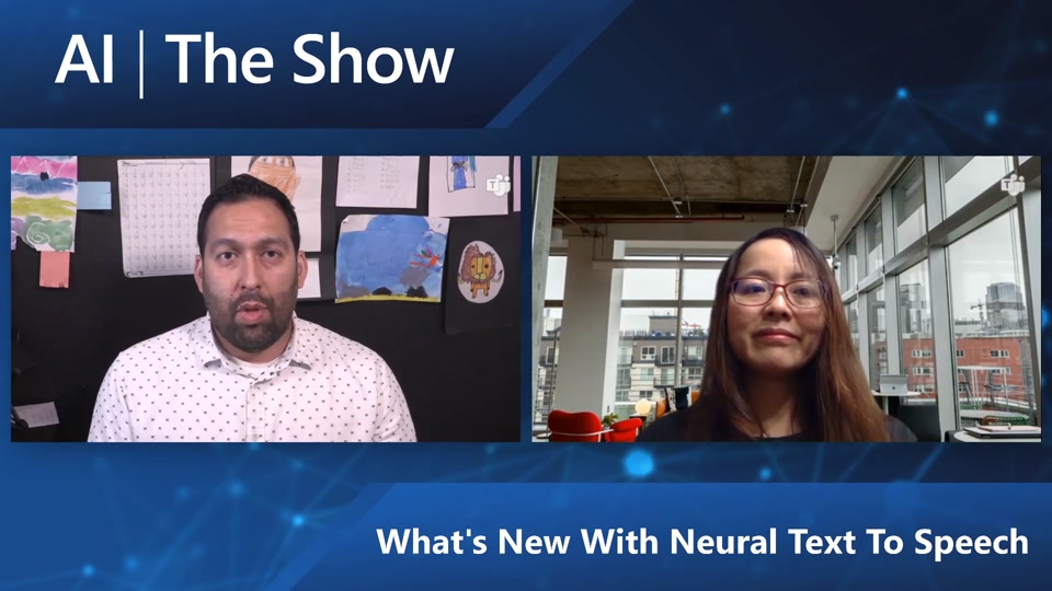 What's new with Neural Text to Speech