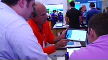 B-roll: Midnight Madness launches Surface 2 and Surface Pro 2