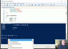PowerShell 5 - Using Enums in Classes