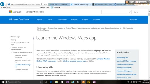 03 MunChan Park - Day 3 Part 3 - Developing the Korea Bus Information app for Windows 10 UWP