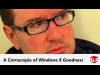 Thomas Lewis' Cornucopia of Windows 8 Goodness