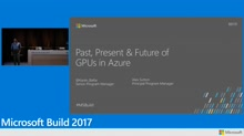 Past, present, and future of GPUs in Microsoft Azure