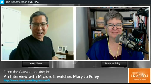 From the Outside Looking In: An Interview with Microsoft watcher, Mary Jo Foley