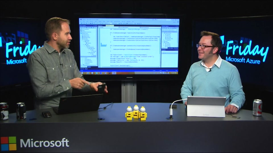 Azure Service Bus 104 with Dan Rosanova