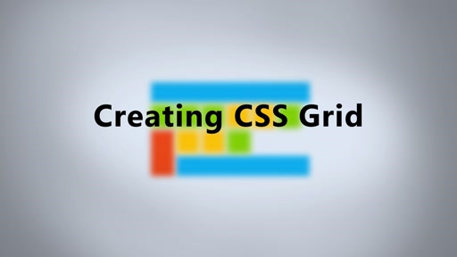 Creating CSS Grid