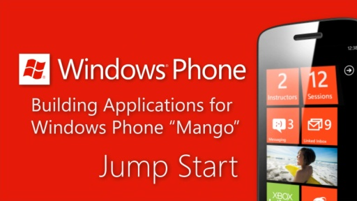 Mango Jump Start (08b): Application Data Storage on Windows Phone | Part 2