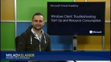 Windows Client: Troubleshooting Start Up and Resource Consumption: (03) Utilizing Xperf