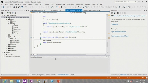 Deep Dive into Entity Framework 6.0