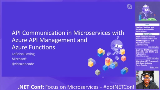 API Communication in Microservices with Azure API Management and Azure Functions
