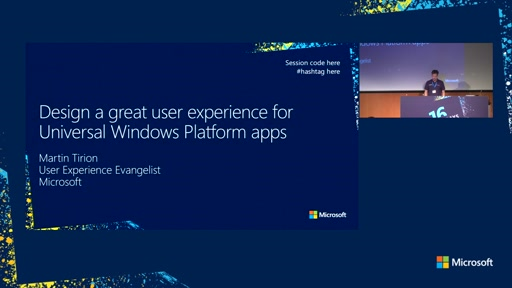 Designing a great user experience for Universal Windows Platform apps