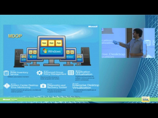 David Nudelman: Keynote - Windows 7 Migration - Why and How? | TechNet Series