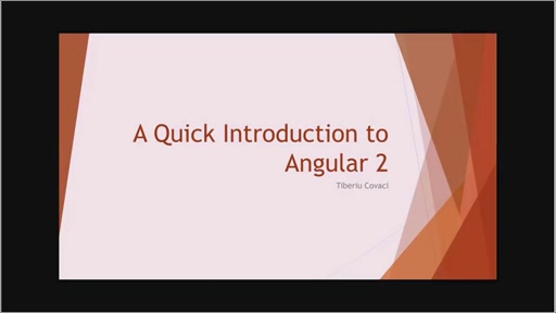 Angular 2, first look and field impressions