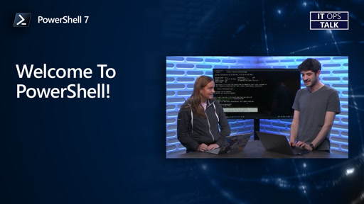 Welcome To PowerShell!