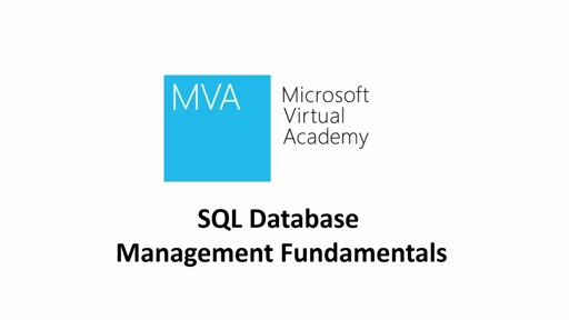 Module 2 - SQL Database Management Fundamentals