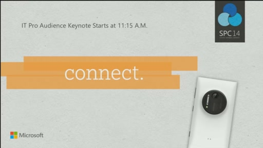 IT Pro audience keynote | SharePoint on-premises, in the cloud, and everything in between