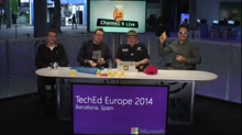 The Edge Show - TechEd Europe Recap