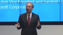 Brad Smith: 'Privacy and Trust in the Cloud'