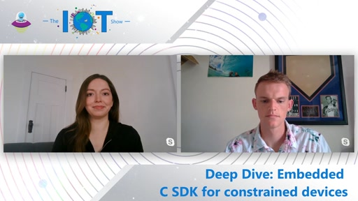 Deep Dive: Embedded C SDK for constrained devices