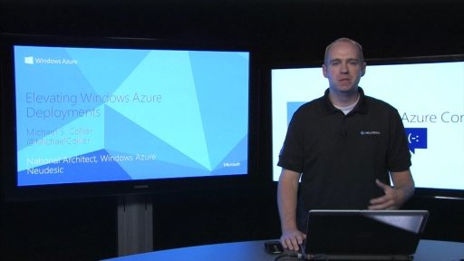 Elevating Windows Azure Deployments