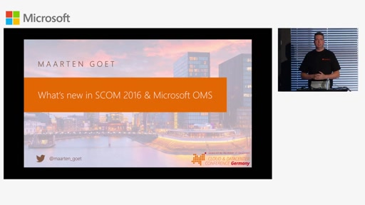 What's new in SCOM 2016 & Microsoft OMS