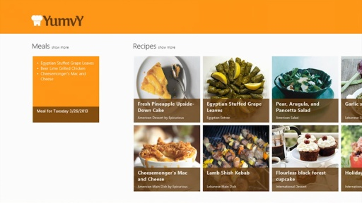 Windows Store Weekly: Gunpowder, YumVy Cooking Companion, HealthVault, Qool, The ESPN App