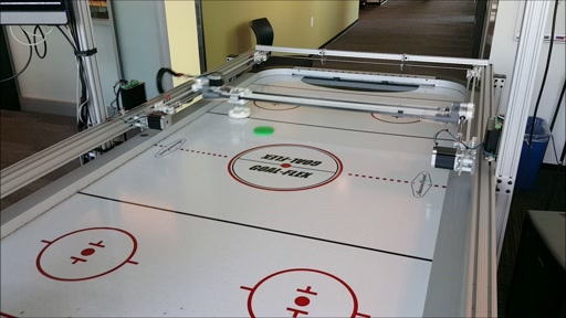 IoT Snippet Video: Air hockey