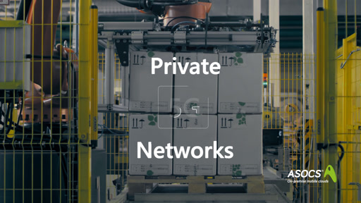 ASOCS provides cloud managed private 5G networks with Azure private MEC