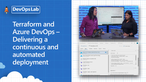 Terraform and Azure DevOps – Delivering a continuous and automated deployment