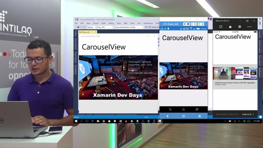 CarouselView for Xamarin Forms