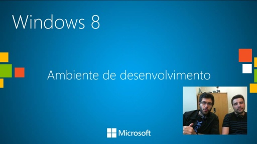 Windows 8 - Preparando o Ambiente