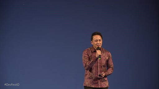 Remarks by Triawan Munaf, Head of BEKRAF