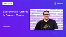 Blazor and Azure Functions for Serverless Websites